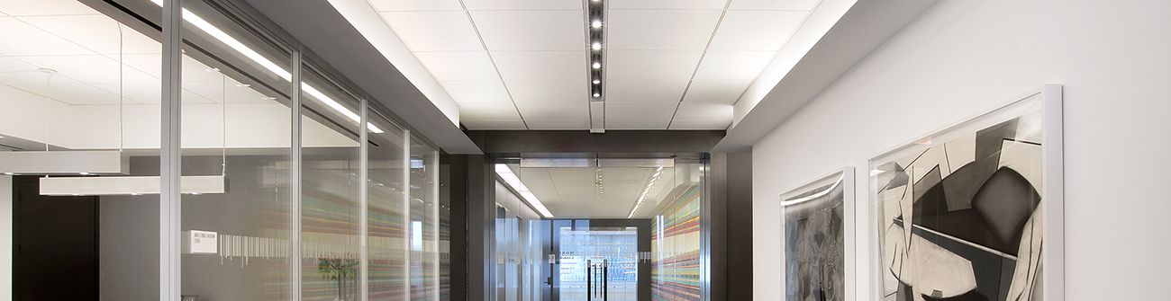Led Luminaires Prefab Cove Lighting Systems Electrix