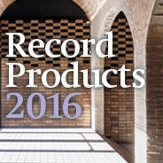 Two Architectural Record Product Awards!