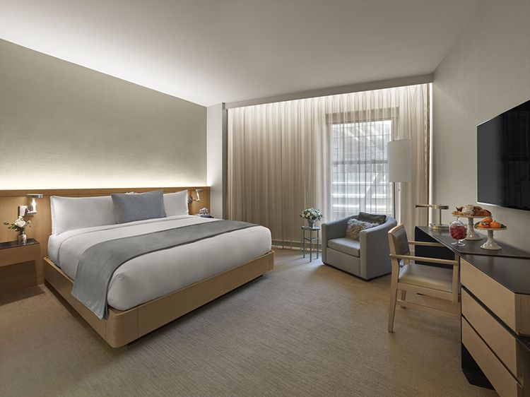 Knickerbocker Hotel Linear Led Lighting Fixtures Electrix
