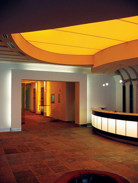 Diageo company headquarters interior lighting electrix - Interior design lighting companies ...