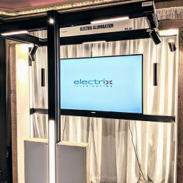 Electrix Stands Out at LEDucation 2018